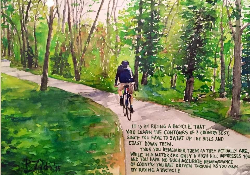 Grant's Trail & Quote