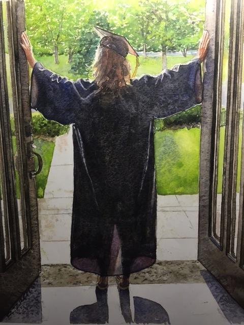 Ursuline Academy Graduate