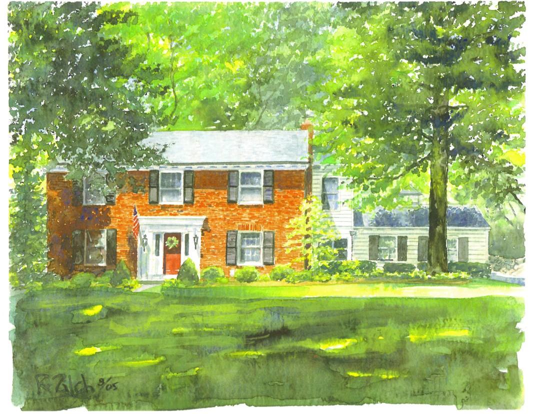 Webster Groves Home