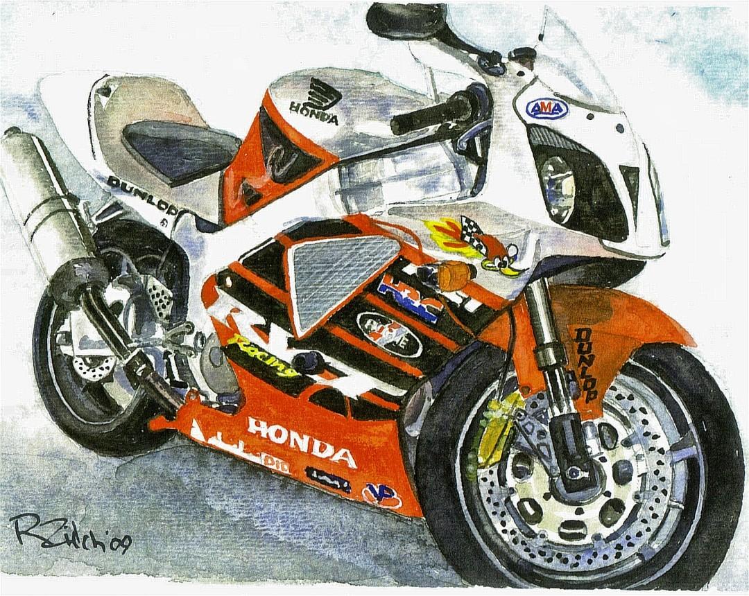 Martin's Honda