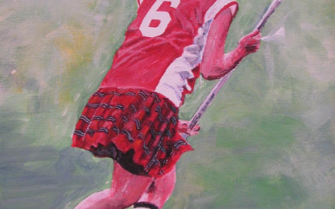 Ursuline Academy Lacrosse MVP